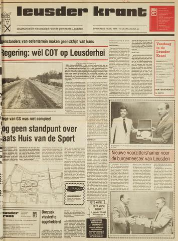 Leusder Krant 1984-07-19