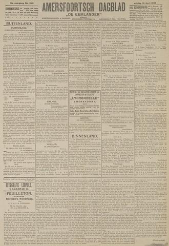 Amersfoortsch Dagblad / De Eemlander 1923-04-13