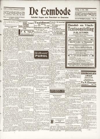 De Eembode 1934-10-12