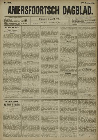 Amersfoortsch Dagblad 1910-04-12