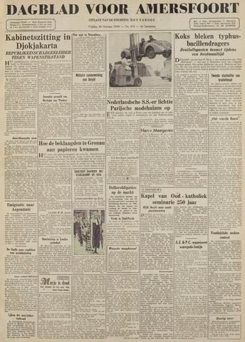 Dagblad voor Amersfoort 1946-10-18