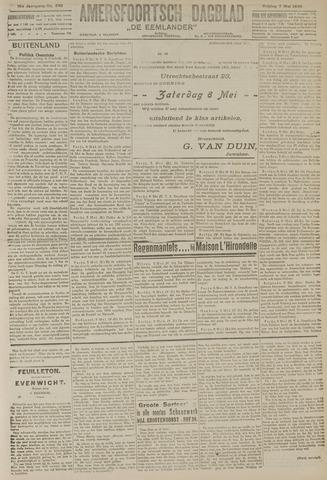 Amersfoortsch Dagblad / De Eemlander 1920-05-07