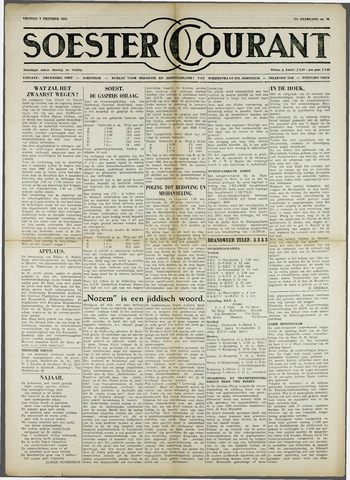 Soester Courant 1959-10-09