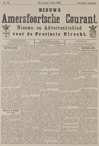 Nieuwe Amersfoortsche Courant 1911-06-07