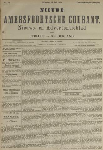 Nieuwe Amersfoortsche Courant 1895-07-13