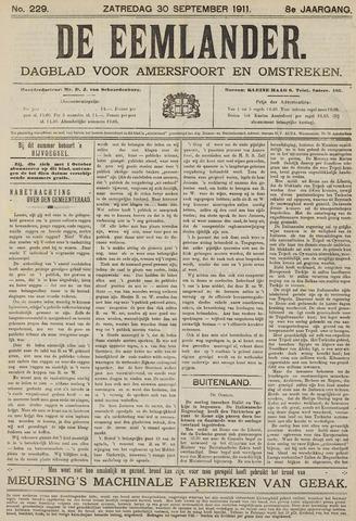 De Eemlander 1911-09-30