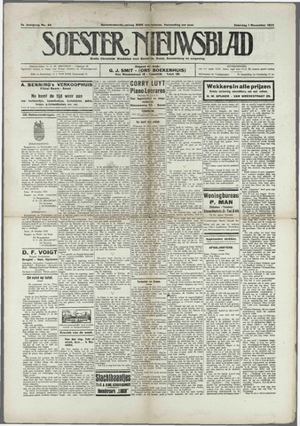 Soester Courant 1924-11-01