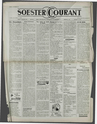 Soester Courant 1952-11-07