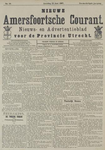 Nieuwe Amersfoortsche Courant 1907-06-22