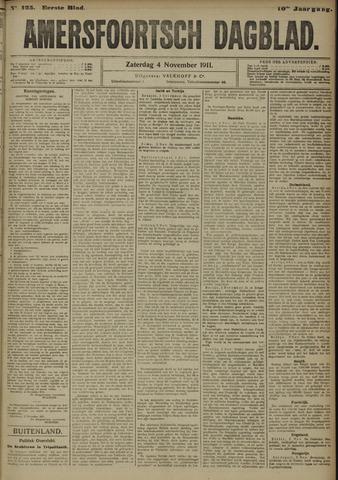 Amersfoortsch Dagblad 1911-11-04