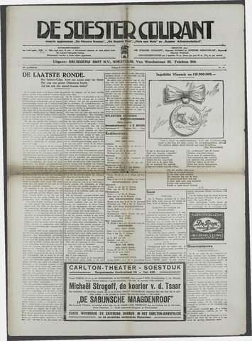 Soester Courant 1936-11-20
