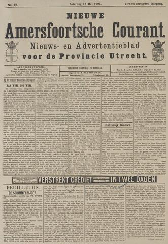Nieuwe Amersfoortsche Courant 1905-05-13