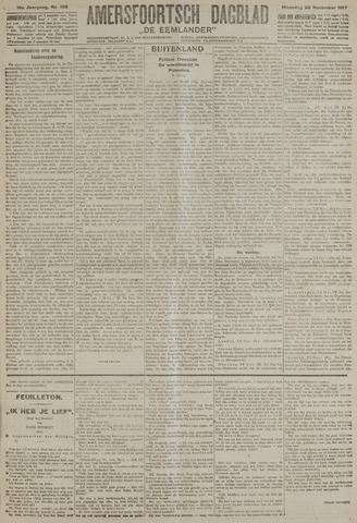 Amersfoortsch Dagblad / De Eemlander 1917-11-26