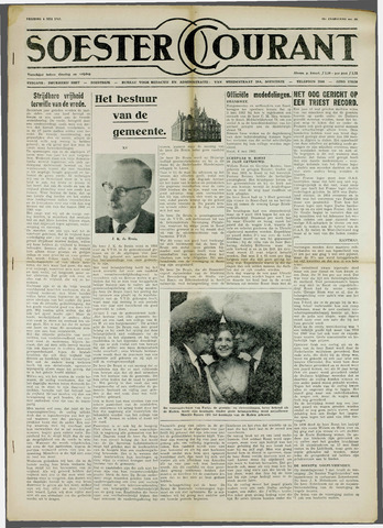 Soester Courant 1962-05-04