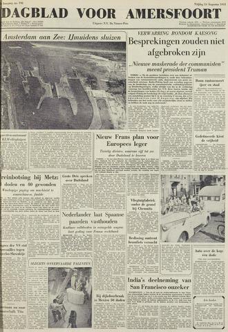 Dagblad voor Amersfoort 1951-08-24