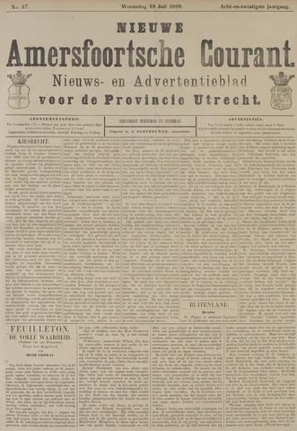 Nieuwe Amersfoortsche Courant 1899-07-19