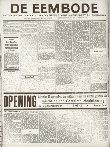 De Eembode 1919-09-23