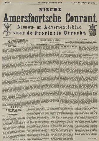 Nieuwe Amersfoortsche Courant 1908-11-04