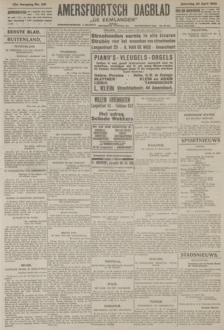 Amersfoortsch Dagblad / De Eemlander 1925-04-25
