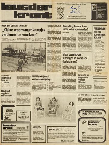 Leusder Krant 1980-01-17