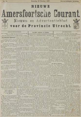 Nieuwe Amersfoortsche Courant 1897-10-23