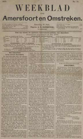 Weekblad voor Amersfoort en Omstreken 1873-06-21