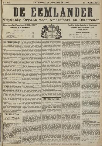 De Eemlander 1907-11-16