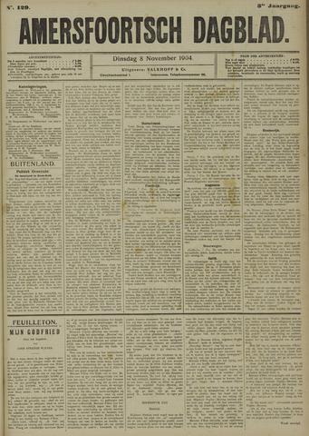Amersfoortsch Dagblad 1904-11-08