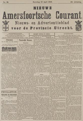 Nieuwe Amersfoortsche Courant 1912-04-13