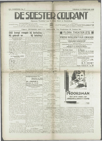 Soester Courant 1934-02-16