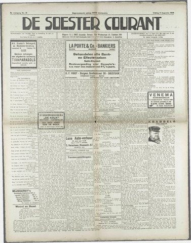 Soester Courant 1929-08-02