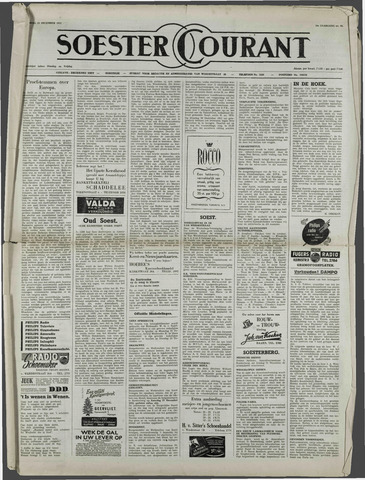 Soester Courant 1952-12-19
