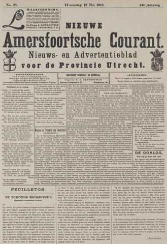 Nieuwe Amersfoortsche Courant 1915-05-12