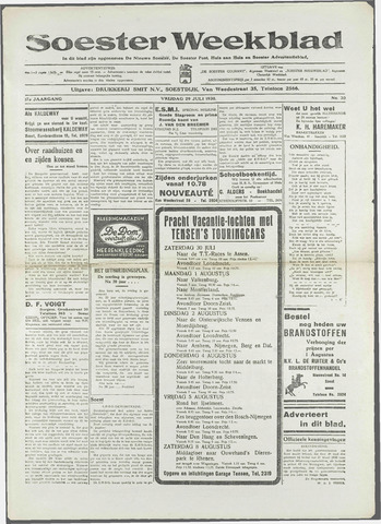 Soester Courant 1938-07-29