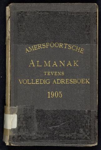 Adresboeken Amersfoort 1905