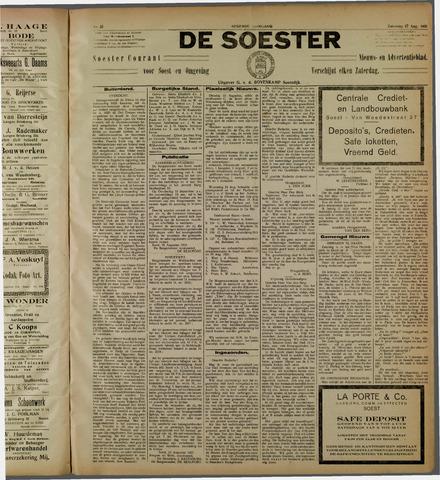 De Soester 1921-08-27