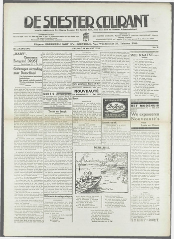 Soester Courant 1938-03-18