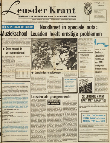 Leusder Krant 1974-06-20