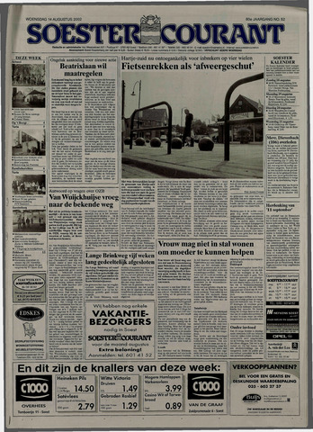 Soester Courant 2002-08-14