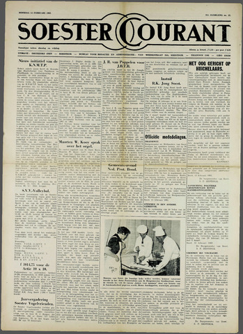 Soester Courant 1962-02-13
