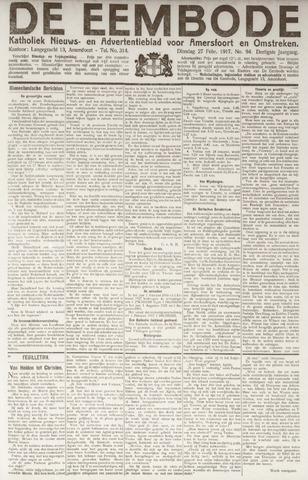 De Eembode 1917-02-27