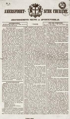 Amersfoortsche Courant 1851