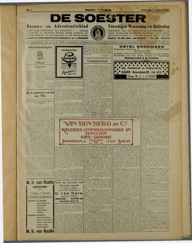 De Soester 1931-01-03