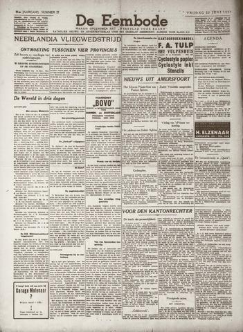 De Eembode 1937-06-25
