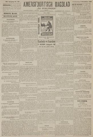Amersfoortsch Dagblad / De Eemlander 1926-11-04