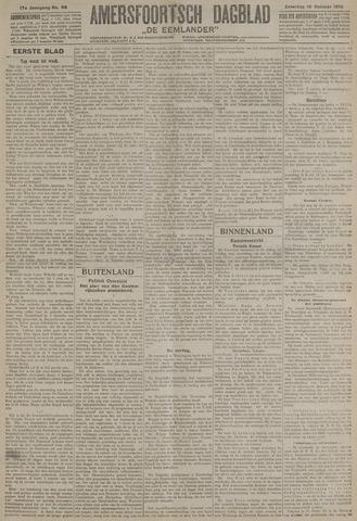 Amersfoortsch Dagblad / De Eemlander 1918-10-19