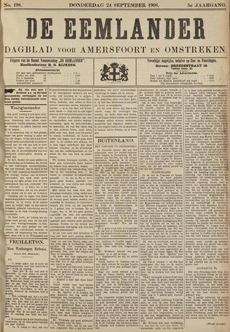 De Eemlander 1908-09-24