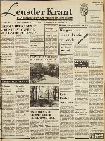 Leusder Krant 1972-03-09