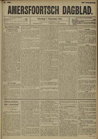 Amersfoortsch Dagblad 1911-11-07