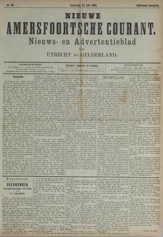 Nieuwe Amersfoortsche Courant 1886-07-24